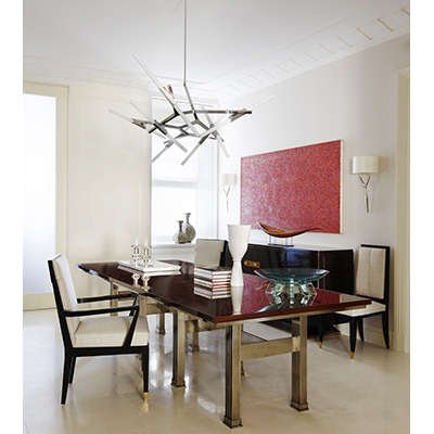 Lance Scott David Kleinberg Design Associates Project