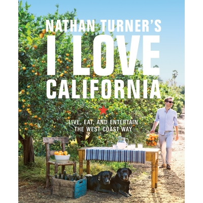 Nathan Turner Nathan Turner's: I Love California