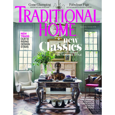 Krissa Rossbund Sr. Style Editor, Traditional Home