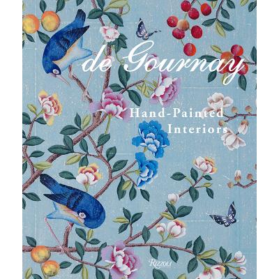 Hannah Cecil Gurney de Gournay: Hand-Painted Interiors
